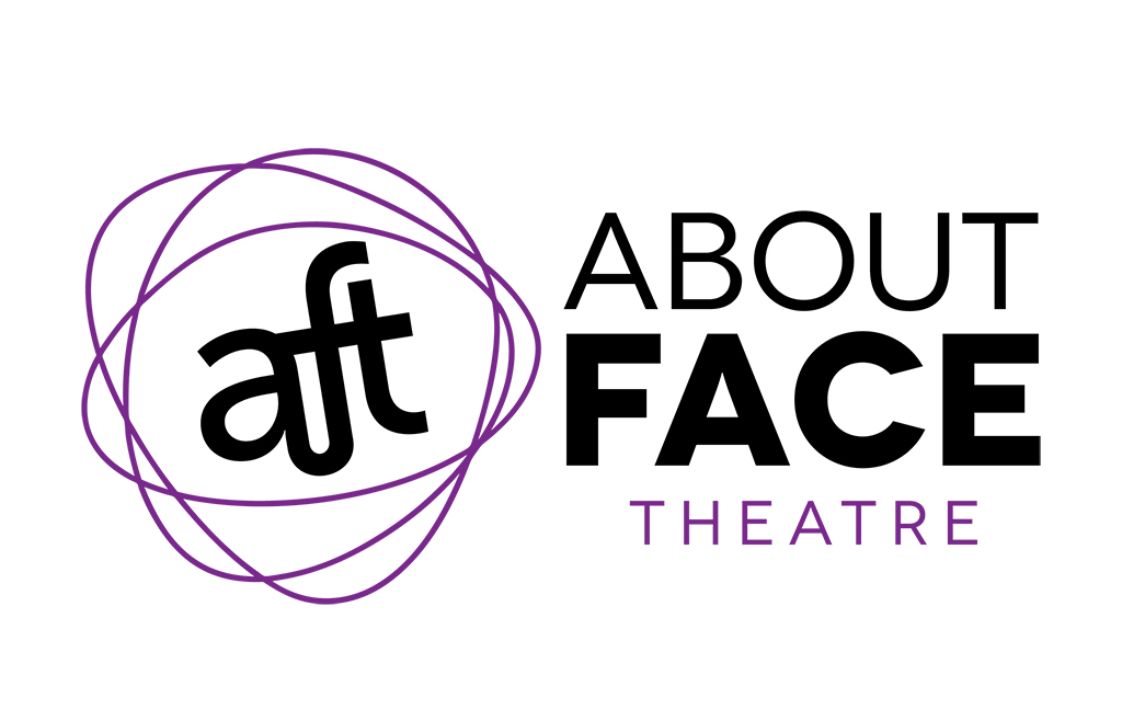 About Face Theatre Logo Redesign