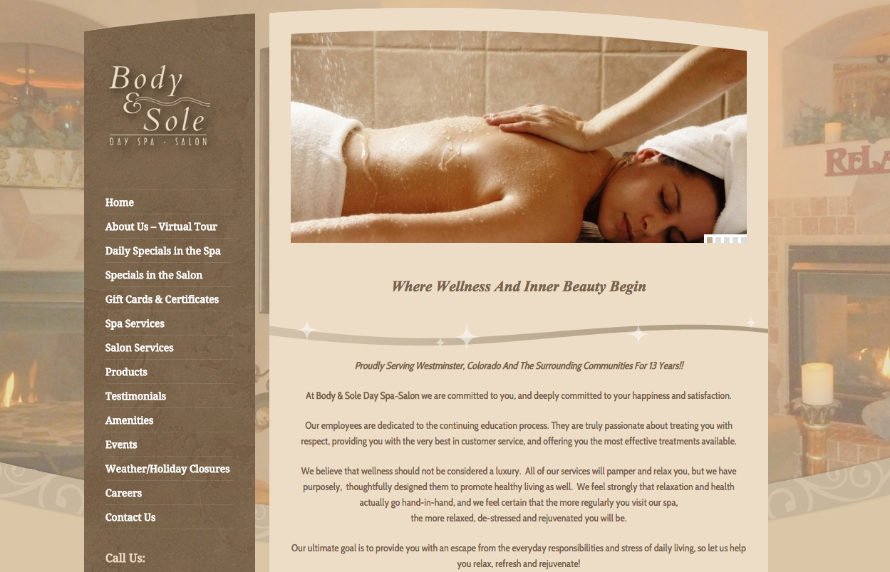 Body and Sole Day Spa