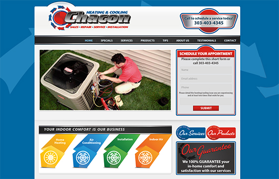 Chacon Heating & Cooling