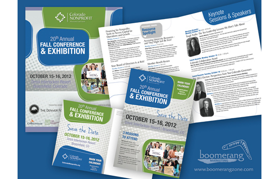 Colorado Nonprofit Association – Conference Materials