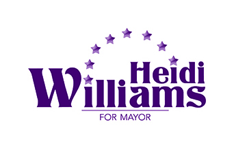 Heidi Williams for Mayor