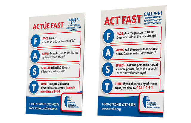 FAST Magnet – National Stroke Association