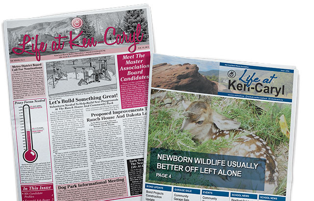 Life at Ken-Caryl Ranch Newspaper
