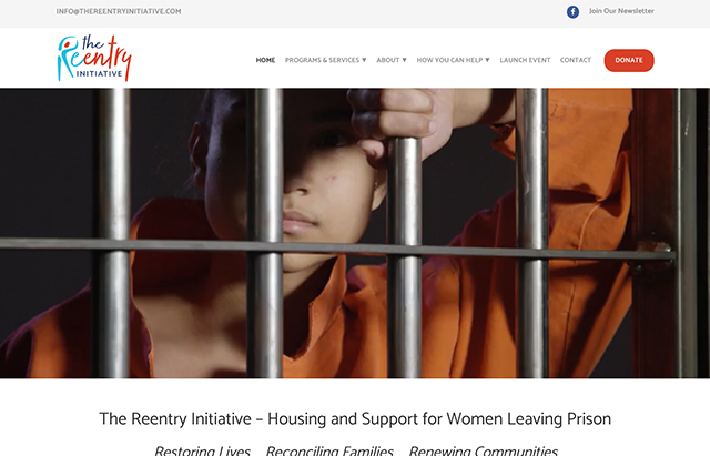 The Reentry Initiative Website
