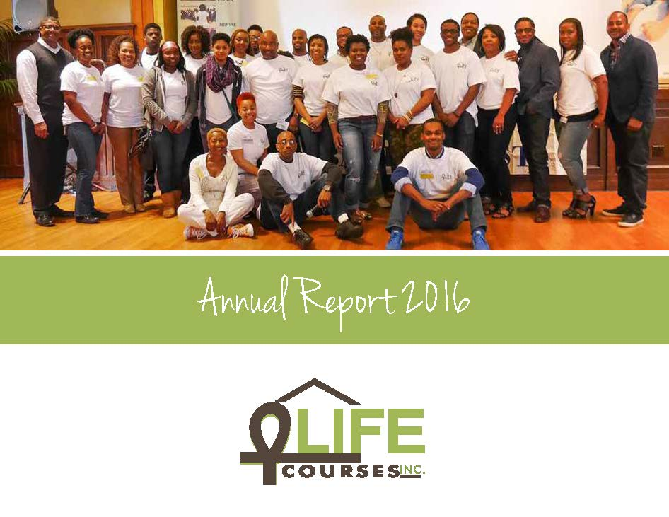 LIFE Courses, Inc. 2016 Annual Report